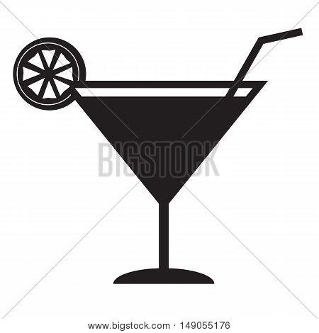 juice icon glass of juice icon black juice icon on white background