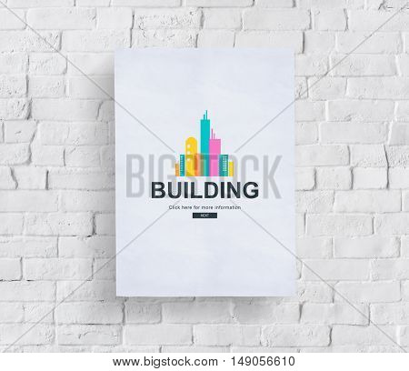 Mortgage Property Investment Residential Building Concept