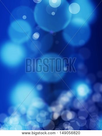 blue abstract light background for your webdesign.