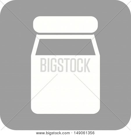 Milk, bottle, dairy icon vector image. Can also be used for farm. Suitable for use on web apps, mobile apps and print media.