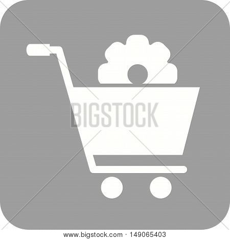 Ecommerce, settings, online icon vector image. Can also be used for web. Suitable for mobile apps, web apps and print media.