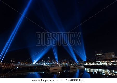 Lighting Display Hobart