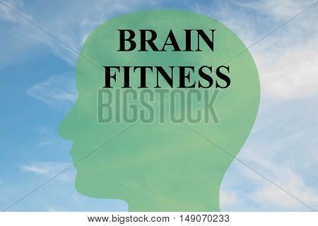 Brain Fitness - Mental Concept