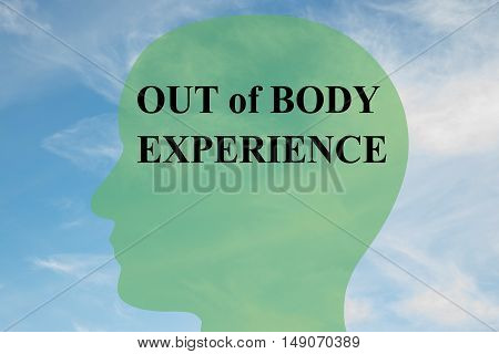 Out Of Body Experience - Mental Concept