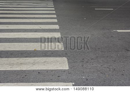 Crosswalk Background