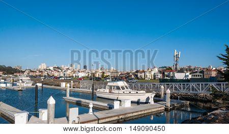 San Francisco Cityscape - San Francisco, California, USA
