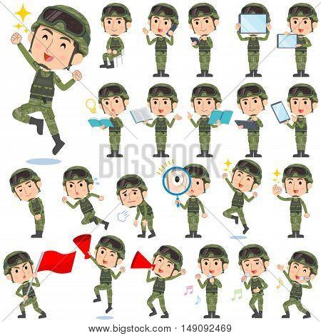Military Wear Man 2