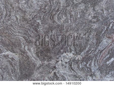 Slate Of Wavy Purple Gray Marble