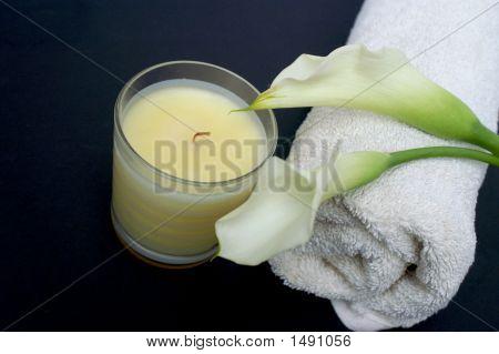 Natural Spa Candle