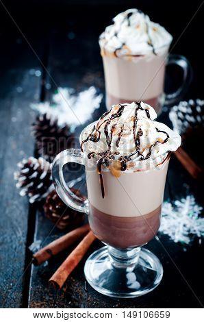 Homemade Irish Coffee