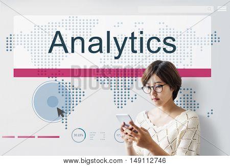 Analysis Analytics Information Study Process Concept