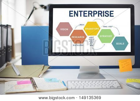 Enterprise Business Campaign Project Task Concept