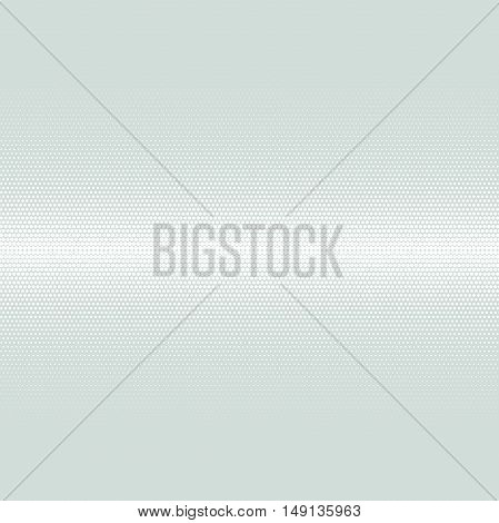 Geometric modern vector light blue and white pattern. Fine ornament with dotted elements
