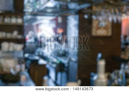 blurred background, club party