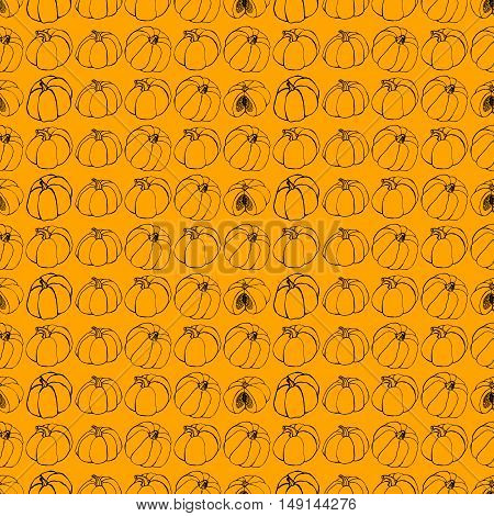 Jack o lantern drawing patterns