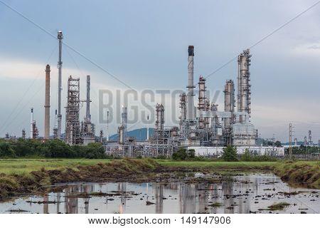 Petrochemical, Petroleum, Oil Refinery