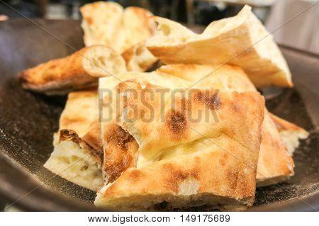 Slices Pita Bread,