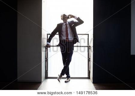 Businessman Enterprise Urban Occupation Man Concept