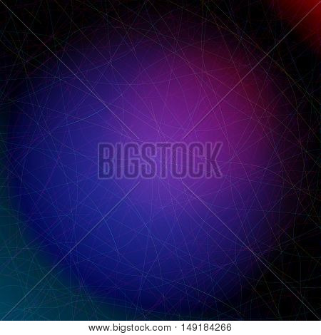 Background abstract futuristic, infinity, conceptual design, colorful texture