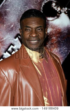 Keith David at the World premiere of 'Jarhead' held at the Arclight Cinemas in Hollywood, USA on October 27, 2005.