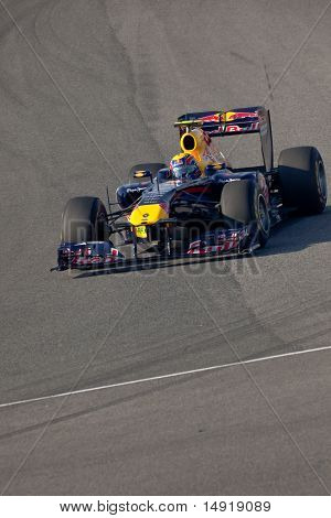 Team Red.bull Racing F1, Mark Webber, 2011