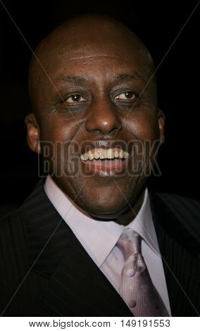 Bill Duke at the Los Angeles premiere of 'Get Rich or Die Tryin' held at the Grauman's Chinese Theatre in Hollywood, USA on November 3, 2005.