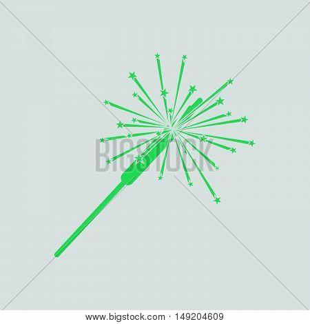 Party Sparkler Icon