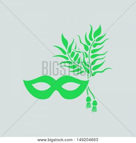 Party Carnival Mask Icon