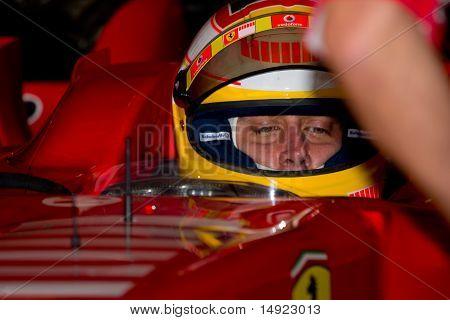 Scuderia Ferrari F1, Luca Badoer, 2006