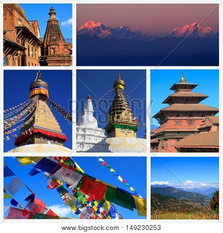 Impressions Of Nepal