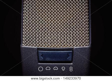 Studio Large Capsule Microphones