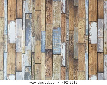 wooden wall pattern / wood wall background