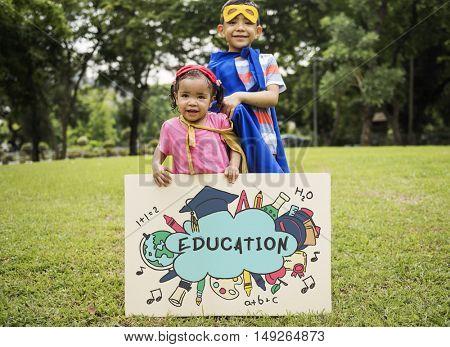 Education Academic Study Concept