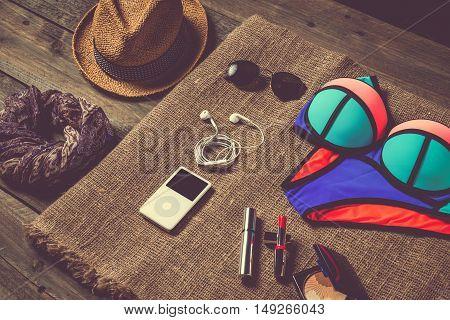 Summer Traveling Stuff