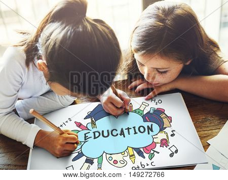 Education Academis Study Concept