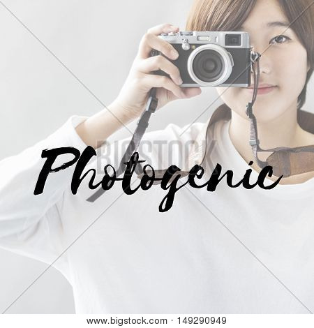 Photograph Photographer Photogenic Camera Leisure Concept
