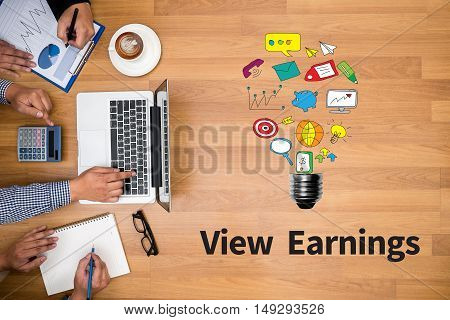 View Earnings