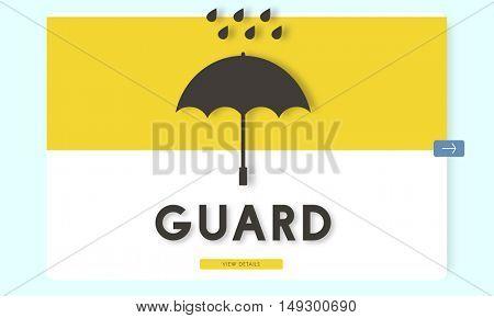Guard Graphic Concept