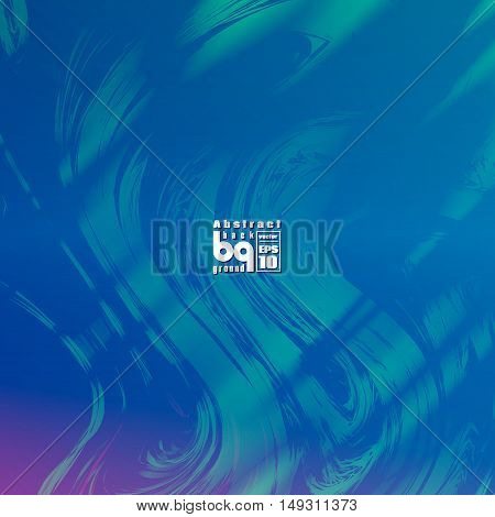 Vector illustration neon futuristic colorful texture abstract background