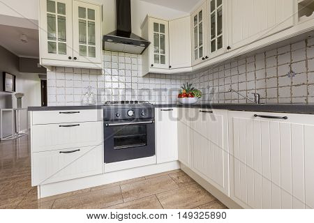 Small But Functional Kitchen Idea