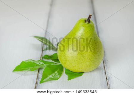 Still Life Fresh Pears
