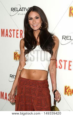 LOS ANGELES - SEP 26:  Brittany Furlan at the
