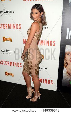 LOS ANGELES - SEP 26:  Lexy Panterra at the