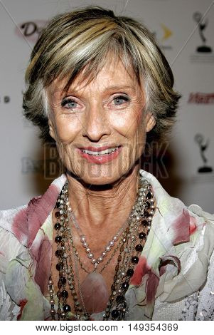 Cloris Leachman at the 58th Annual Primetime Emmy Awards Performer Nominee Reception held at the Pacific Design Center in West Hollywood, USA on August 25, 2006.