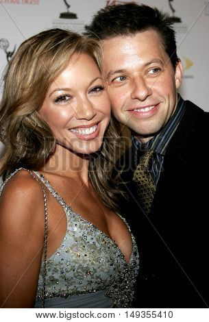 Jon Cryer and Lisa Joyner at the 58th Annual Primetime Emmy Awards Performer Nominee Reception held at the Pacific Design Center in West Hollywood, USA on August 25, 2006.