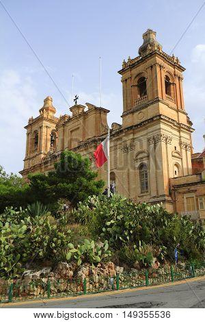 St. Lawrence's Church, Malta