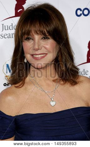 Marlo Thomas at the 'Runway For Life' Benefiting St. Jude Children's Research Hospital held at the  Beverly Hilton in Beverly Hills, USA on September 15, 2006.
