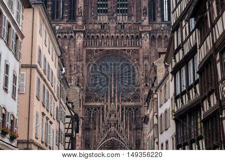 Notre Dame Of Strasbourg