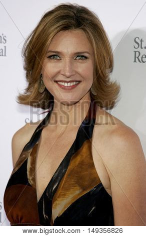 Brenda Strong at the 'Runway For Life' Benefiting St. Jude Children's Research Hospital held at the  Beverly Hilton in Beverly Hills, USA on September 15, 2006.