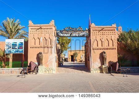 Cinema Museum, Ouarzazate